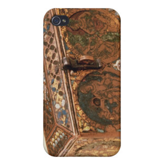 Ataúd, siglo XIII iPhone 4/4S Fundas