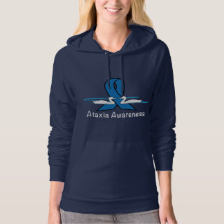 Ataxia with Swans of Hope Hoodie