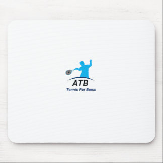 ATB White Bums Mouse Pad