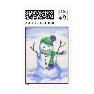atc07-3 postage stamps