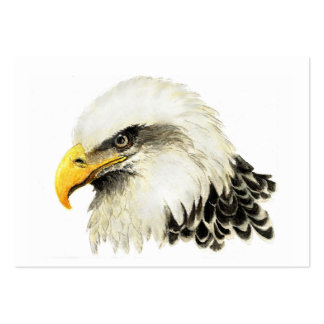 ATC Bald Eagle Business Card Template