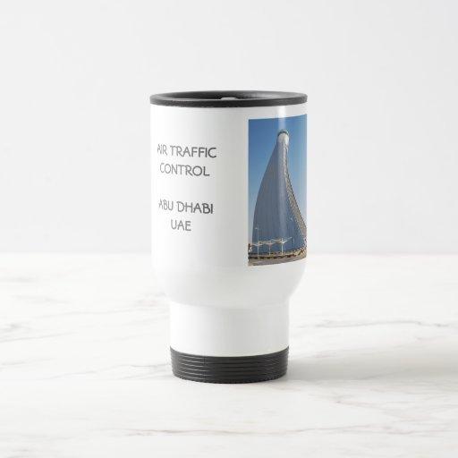 ATC de Abu Dhabi Tazas De Café