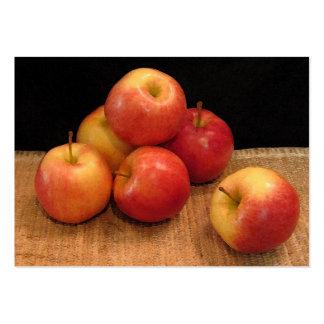 ATC de las manzanas Plantillas De Tarjeta De Negocio