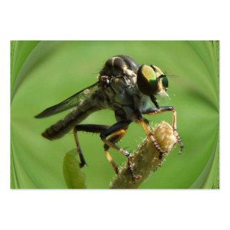 ATC del ~ de la mosca de ladrón 5 Tarjetas De Visita Grandes