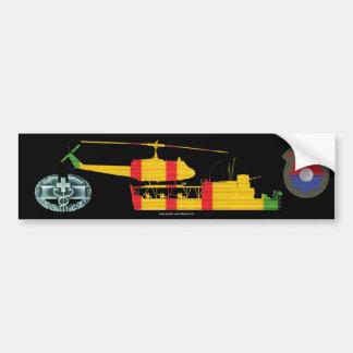 ATC(H) & UH1 - CMB & River Raiders Patch Bumper Sticker