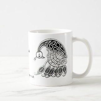 ATC peacock Coffee Mug