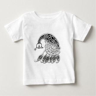ATC peacock Infant T-shirt