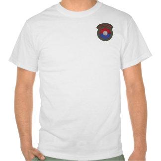 ATC ripícola de la infantería VSR H y camisa de