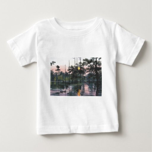 Atchafalaya Wood Ducks T Shirt