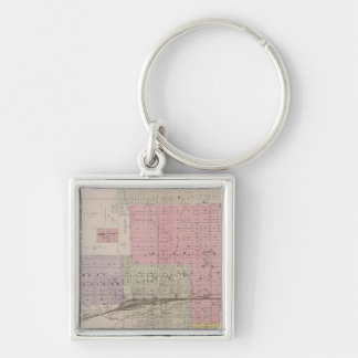 Atchison and vicinity, Kansas Keychain