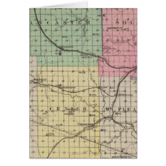Atchison County, Kansas Card