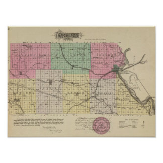 Atchison County, Kansas Poster