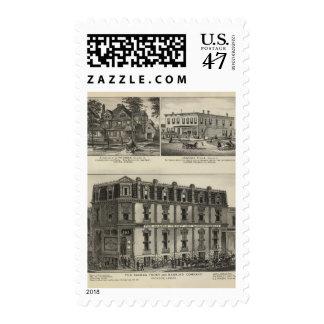 Atchison, Kansas Postage
