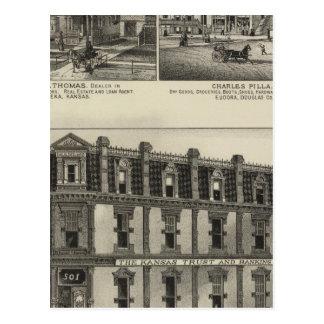 Atchison, Kansas Postcard