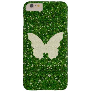 Ate la mariposa en la caja verde del iPhone 6 del