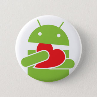 Ate my heart Android Button