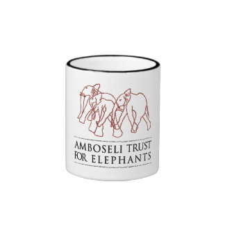 ATE original logo mug