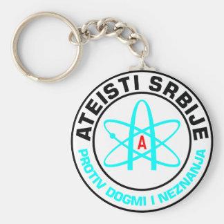 Ateisti Srbije Llaveros Personalizados