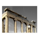 Atenas - acrópolis tarjetas postales