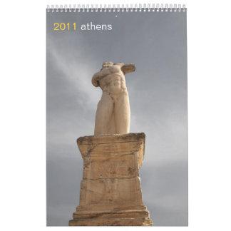Atenas/Grecia Calendarios De Pared