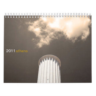 Atenas/Grecia Calendario