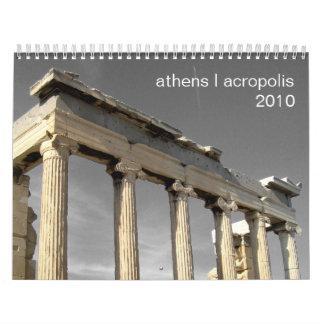 Atenas/Grecia Calendarios