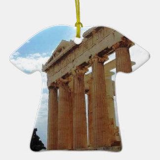 Atenas Grecia Adorno De Navidad