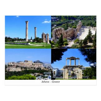 Atenas - Grecia Postal