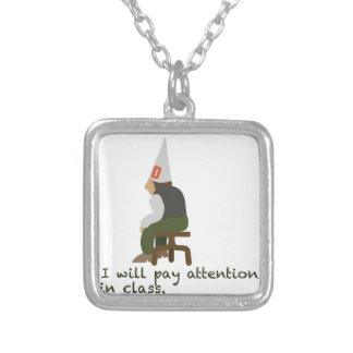 Atención de la paga colgante cuadrado