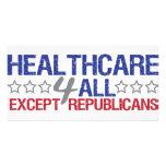 Atención sanitaria 4 todos tarjetas personales