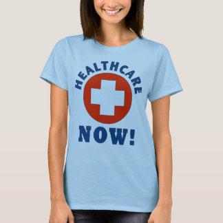 ¡Atención sanitaria ahora! Playera