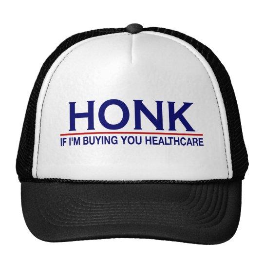 Atención sanitaria del bocinazo (Obamacare) Gorras