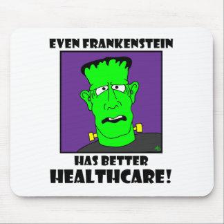 atención sanitaria del frankenstein alfombrillas de ratones