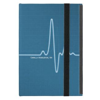 Atención sanitaria personalizada médica iPad mini protectores