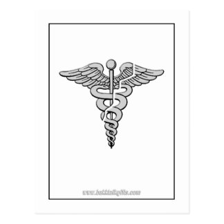 Atención sanitaria postales