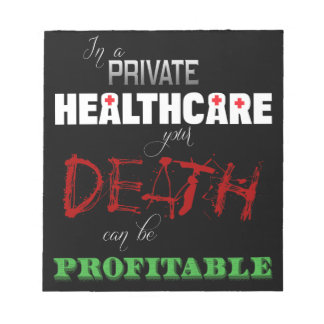 Atención sanitaria rentable libretas para notas