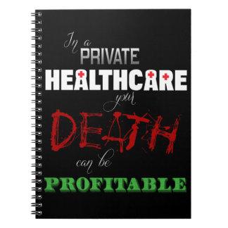 Atención sanitaria rentable libro de apuntes