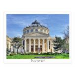 Ateneo rumano tarjetas postales