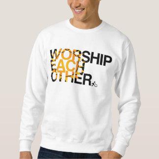 Ateo - adoración sudadera