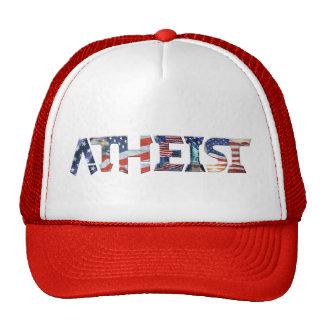 Ateo americano del icono gorros