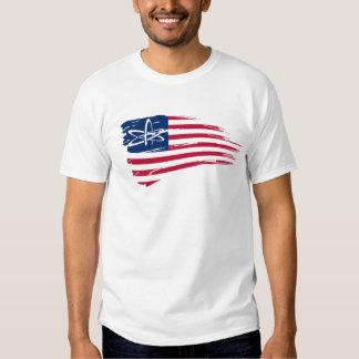 Ateo americano playera