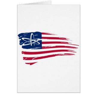 Ateo americano felicitacion