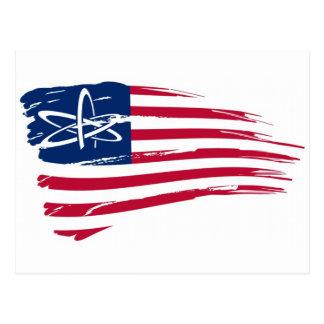 Ateo americano postal