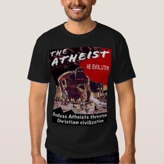 Ateo de RE-EVOLUTION Camisas