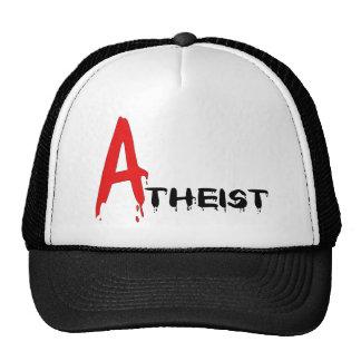 Ateo del escarlata gorra