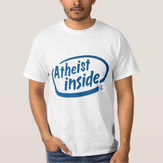 Ateo dentro remeras