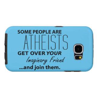 Ateo militante: ¡Alguna gente es ateos! Fundas Samsung Galaxy S6