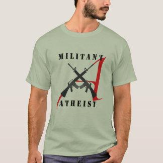 Ateo militante playera
