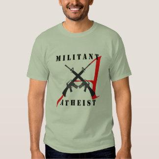 Ateo militante polera