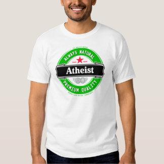 Ateo natural poleras